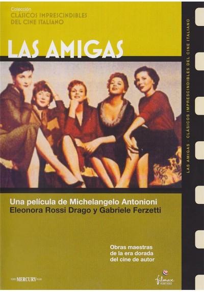 Las Amigas (1955) (Le Amiche)
