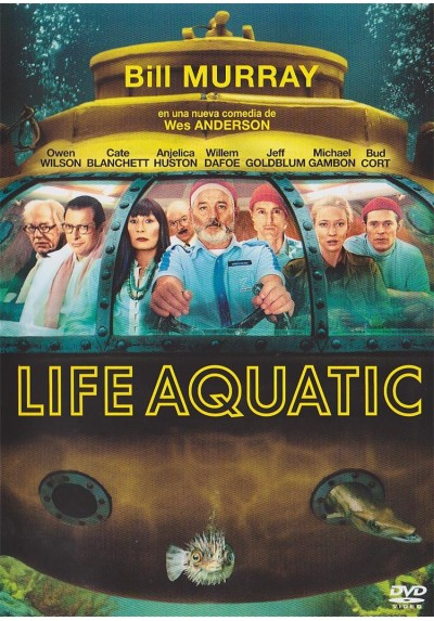 Life Aquatic (The Lige Aquatic With Steve Zissou)