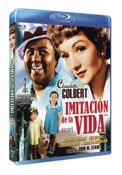 Imitacion De La Vida (Clasicos De Oro) (Imitation Of Life)