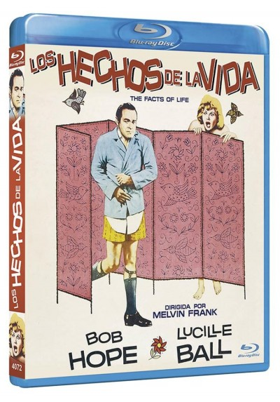 Los Hechos De La Vida (Blu-Ray) (The Facts Of Life)