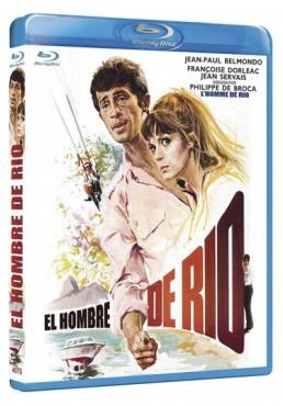 El Hombre De Rio (Blu-Ray) (L'Homme De Rio)