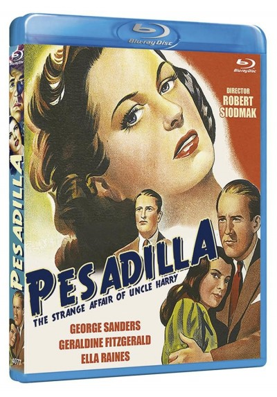 Pesadilla (Blu-Ray) (The Strange Affair Of Uncle Harry)