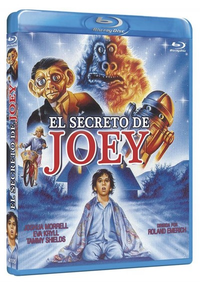 El Secreto De Joey (Blu-Ray)