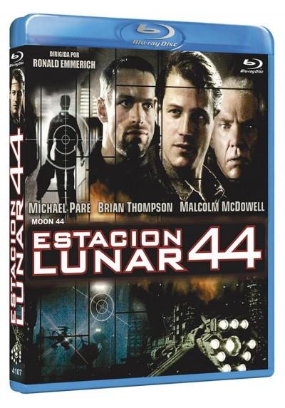 Estacion Lunar 44 (Blu-Ray) (Moon 44)