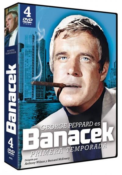 Banacek - 1ª Temporada