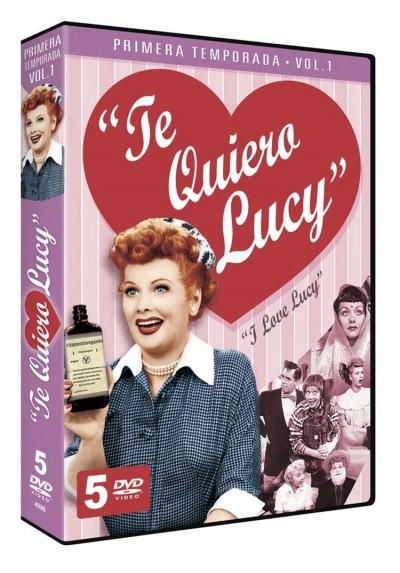 Te Quiero, Lucy - 1ª Temporada (I Love Lucy)