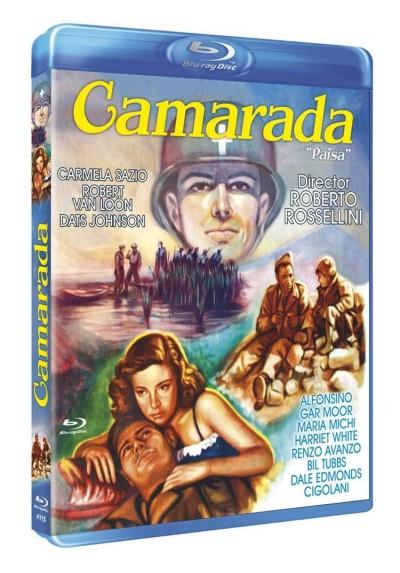 Camarada (Blu-Ray) (Paisa)