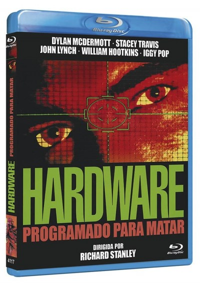 Hardware, Programado Para Matar (Blu-Ray)
