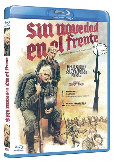 Sin Novedad En El Frente (Blu-Ray) (All Quiet On The Western Front)