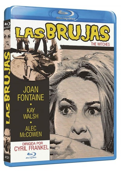 Las Brujas (1966) (Blu-Ray) (The Witches)
