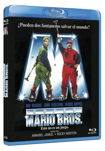 Super Mario Bros (Blu-Ray)