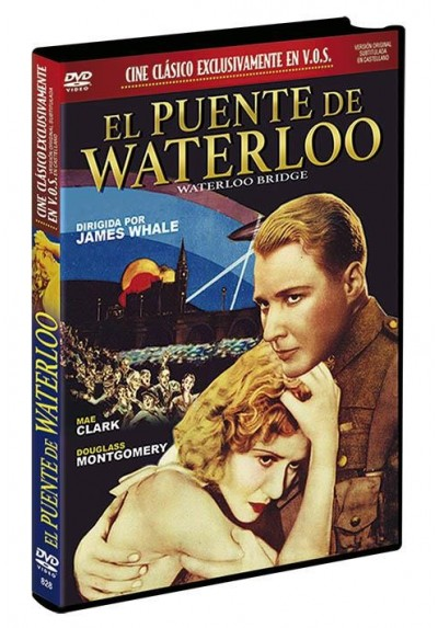 El Puente De Waterloo (1931) (V.O.S.) (Waterloo Bridge)