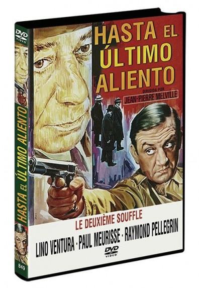 Hasta El Ultimo Aliento (1966) (Le Deuxième Souffle)