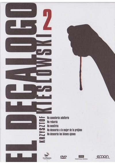Kieslowski : El Decalogo - Vol. 2 (V.O.S.) (Dekalog)