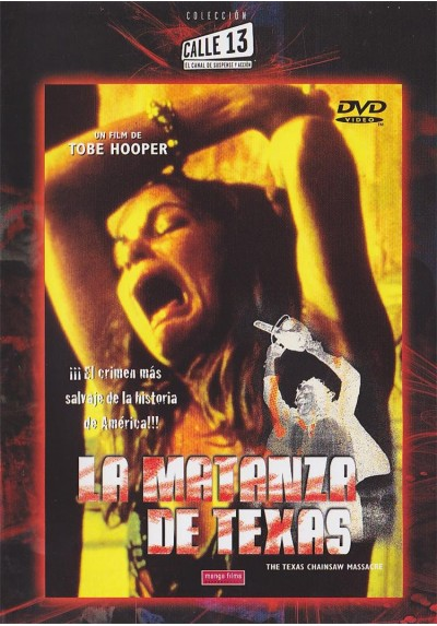 La Matanza De Texas (1974) (The Texas Chainsau Massacre)