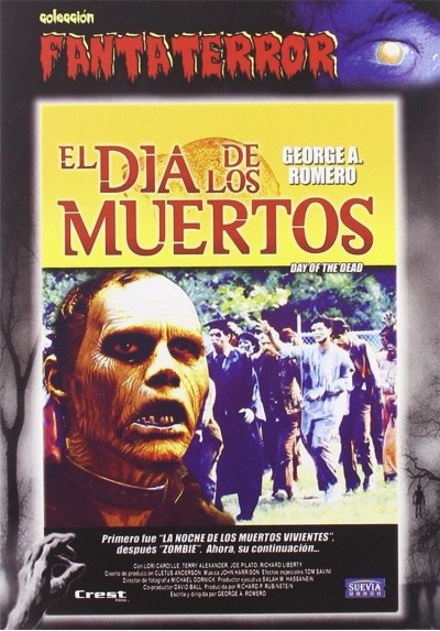 El Dia De Los Muertos - Coleccion Fantaterror (Day Of The Dead)
