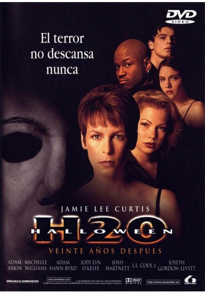 Halloween H20 : Veinte Años Despues (Halloween H20: 20 Years Later)
