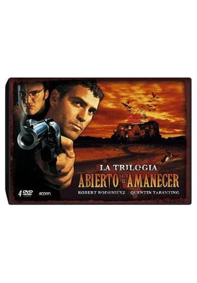 Abierto Hasta El Amanecer - La Trilogia (Ed. Horizontal)