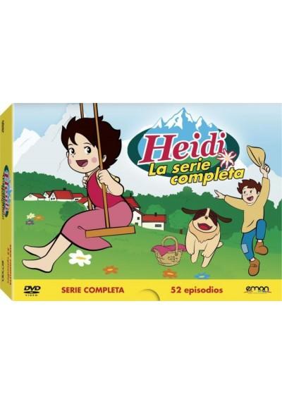 Heidi - Serie Completa (Arupusu No Shôjo Haiji)