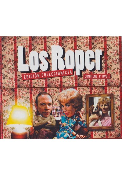 Los Roper - Serie Completa (Ed. Coleccionista) (George And Mildred)