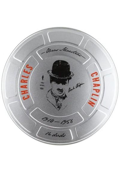 Charles Chaplin - Obras Maestras 1918 - 1956 (Ed. Coleccionista)