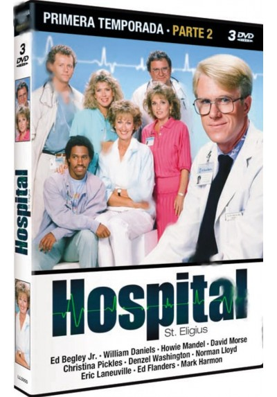 Hospital : 1ª Temporada - 2ª Parte (St. Elsewhere)