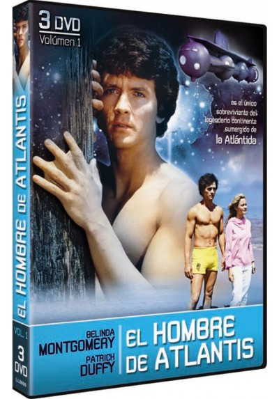 El Hombre De Atlantis - Vol. 1 (Man From Atlantis)