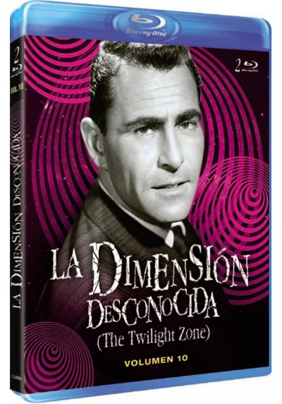 La Dimension Desconocida - Vol. 10 (Blu-Ray) (The Twilight Zone)