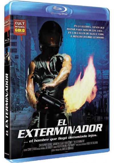 El Exterminador (Blu-Ray) (The Exterminator)