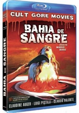 Bahia De Sangre (Blu-Ray) (Reazione A Catena)