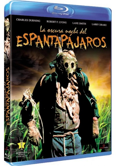 La Oscura Noche Del Espantapajaros (Blu-Ray) (Dark Night Of The Scarecrow) (BD-R)