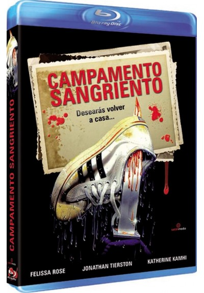 Campamento Sangriento (Blu-Ray) (Sleepaway Camp)