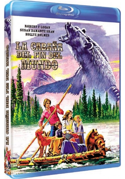 La Cabaña Del Fin Del Mundo (Blu-Ray) (The Adventures Of The Wilderness Family)