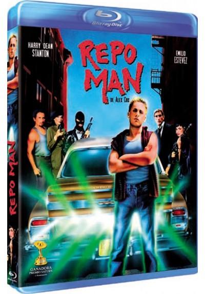 El Recuperador (Repo Man) (Blu-ray)
