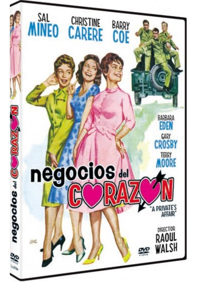 Negocios Del Corazon (A Private'S Affair)