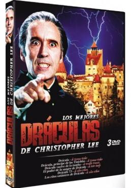 Los Mejores Draculas De Christopher Lee