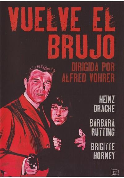 Vuelve El Brujo (Neues Vom Hexer) (La Casa Del Cine)