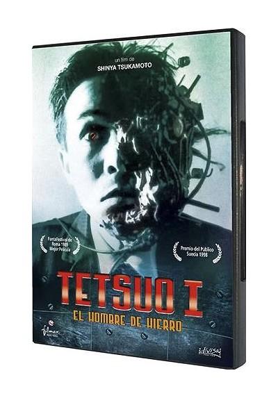 Tetsuo : El Hombre De Hierro