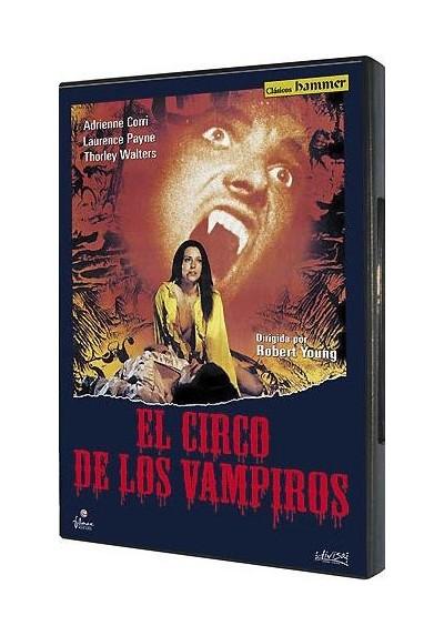 El Circo De Los Vampiros (Vampire Circus)
