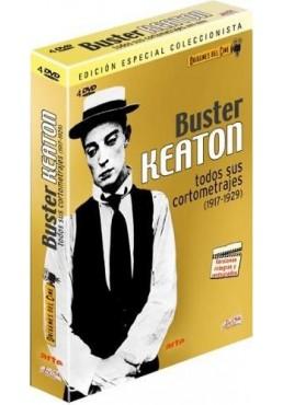 Buster Keaton : Cortometrajes (1917 - 1929) (Origenes Del Cine) (Ed. Coleccionista)