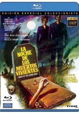 La Noche De Los Muertos Vivientes (1968)  (Blu-Ray) (Night Of The Living Dead)
