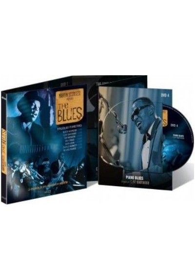 Martin Scorsese Presenta - The Blues (Pack)