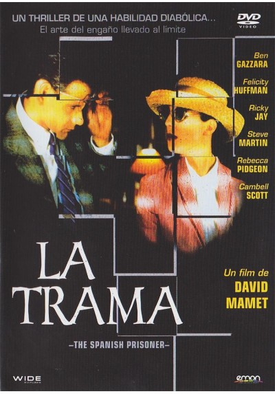 La Trama (The Spanish Prisioner)