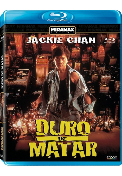 Duro De Matar (Blu-Ray) (Rumble In The Bronx)