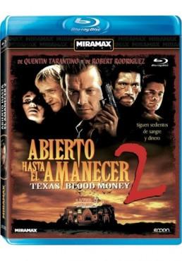 Abierto Hasta El Amanecer 2 (Blu-Ray) (From Dusk Till Dawn 2: Texas Blood Money)