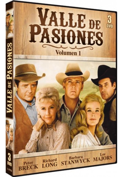 Valle de Pasiones - Vol. 1