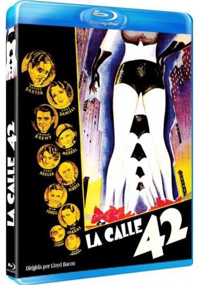 La calle 42 (Blu-Ray) (42nd Street)