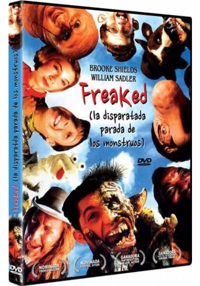 Freaked: La disparatada parada de los monstruos