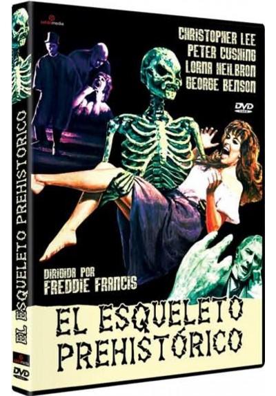 El Esqueleto Prehistorico (The Creeping Flesh)