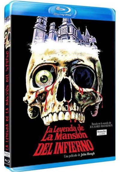 La leyenda de la mansion del infierno (Blu-Ray)(The Legend of Hell House)